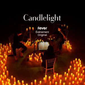 Candlelight: Bach, violoncelle solo
