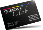 Agenda Clubcard
